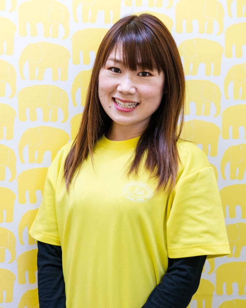 Asami teacher